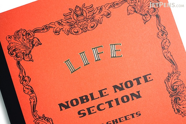 Life Noble Notebook - A4 - Graph - Bundle of 3 - LIFE N31 BUNDLE