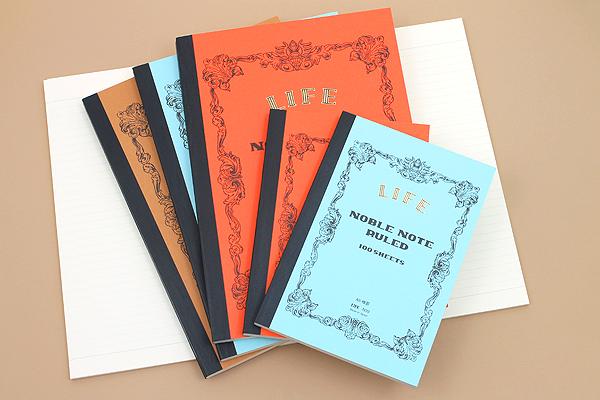 Life Noble Notebooks
