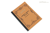 Life Noble Notebook - A4 - Plain - LIFE N34