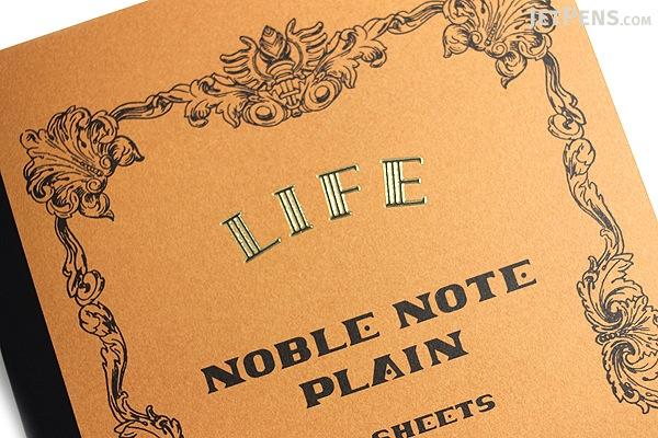 Life Noble Notebook - A4 - Plain - Bundle of 3 - LIFE N34 BUNDLE