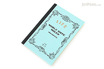 Life Noble Notebook - A5 - 8 mm Rule - LIFE N39