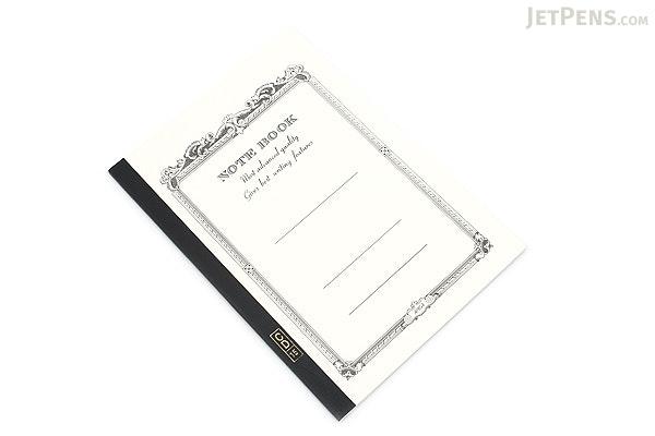 Apica CD Notebook - CD15 - Semi B5 - 6.5 mm Rule - White - APICA CD15WN