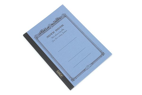 Apica CD Notebook - CD15 - Semi B5 - 6.5 mm Rule - Sky Blue - APICA CD15SN