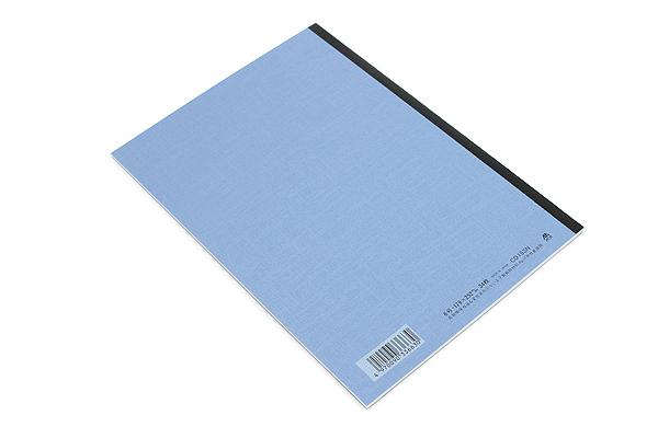 Apica CD Notebook - CD15 - Semi B5 - 6.5 mm Rule - Sky Blue - Bundle of 3 - APICA CD15SN BUNDLE