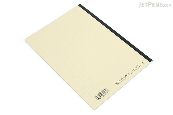 Apica CD Notebook - CD15 - Semi B5 - 6.5 mm Rule - Yellow - APICA CD15YN