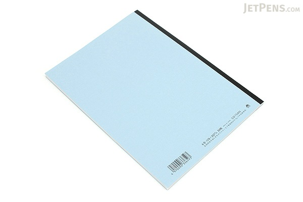 Apica CD Notebook - CD15 - Semi B5 - 6.5 mm Rule - Light Blue - APICA CD15AN