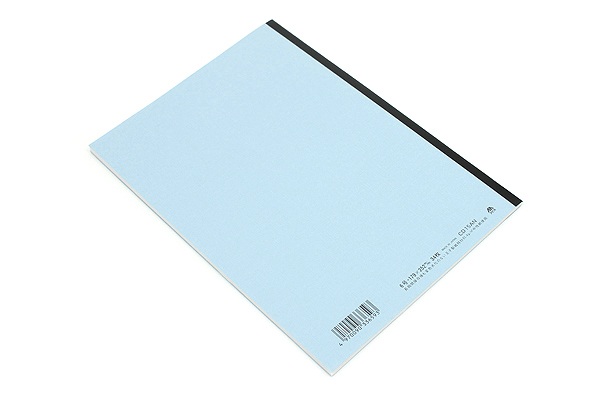 Apica CD Notebook - CD15 - Semi B5 - 6.5 mm Rule - Light Blue - Bundle of 3 - APICA CD15AN BUNDLE