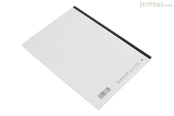 Apica CD Notebook - CD15 - Semi B5 - 6.5 mm Rule - Gray - Bundle of 3 - APICA CD15DN BUNDLE