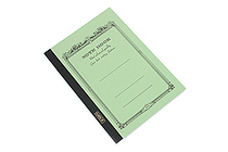 Apica CD Notebook - CD15 - Semi B5 - 6.5 mm Rule - Light Green - APICA CD15HN