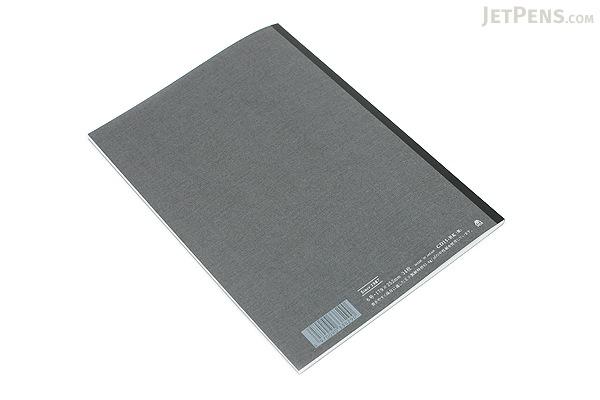Apica CD Notebook - CD15 - Semi B5 - 6.5 mm Rule - Black - APICA CD15BK