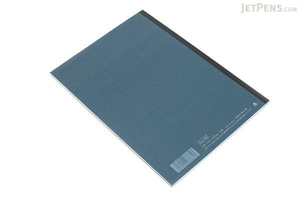 Apica CD Notebook - CD15 - Semi B5 - 6.5 mm Rule - Navy - APICA CD15NV