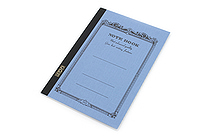 Apica CD Notebook - CD11 - A5 - 7 mm Rule - Sky Blue - APICA CD11SN