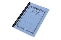 Apica CD Notebook - CD11 - A5 - 7 mm Rule - Sky Blue - APICA CD11SN