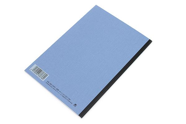 Apica CD Notebook - CD11 - A5 - 7 mm Rule - Sky Blue - Bundle of 3 - APICA CD11SN BUNDLE
