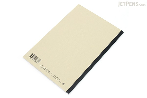 Apica CD Notebook - CD11 - A5 - 7 mm Rule - Yellow - Bundle of 3 - APICA CD11YN BUNDLE