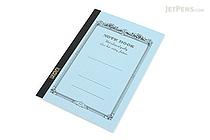 Apica CD Notebook - CD11 - A5 - 7 mm Rule - Light Blue - APICA CD11AN