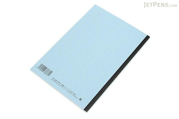 Apica CD Notebook - CD11 - A5 - 7 mm Rule - Light Blue - Bundle of 3 - APICA CD11AN BUNDLE