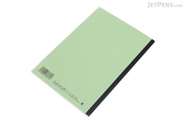 Apica CD Notebook - CD11 - A5 - 7 mm Rule - Light Green - Bundle of 3 - APICA CD11HN BUNDLE