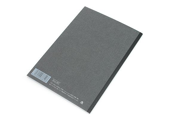 Apica CD Notebook - CD11 - A5 - 7 mm Rule - Black - APICA CD11BK