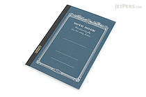 Apica CD Notebook - CD11 - A5 - 7 mm Rule - Navy - APICA CD11NV