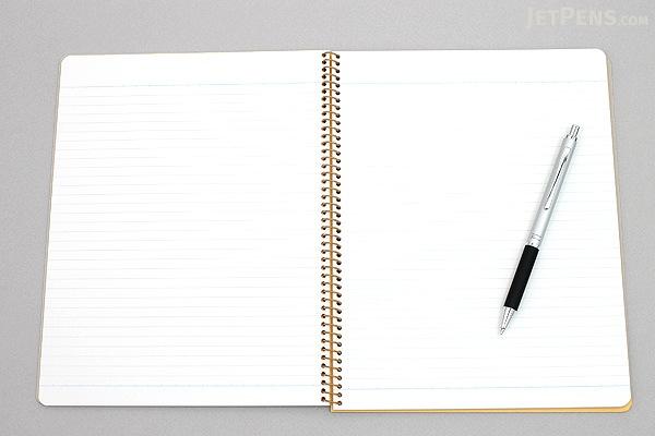 "Kyokuto Notebook - 7"" x 9"" - 6 mm Rule - Guildford - KYOKUTO P303"
