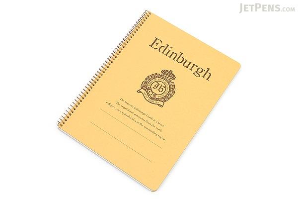 """Kyokuto Notebook - 7"""" x 9.8"""" - 6 mm Rule - Edinburgh - KYOKUTO P513"""