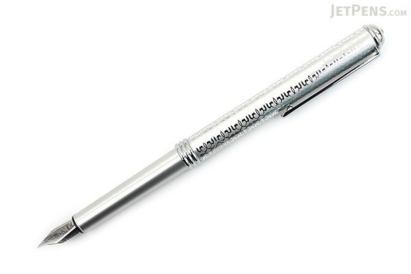 Ohto Poche Fountain Pen - Arabesque - Fine Nib - OHTO FF-15P-A