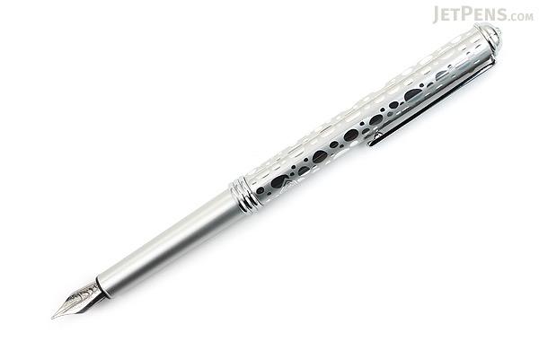Ohto Poche Fountain Pen - Leopard - Fine Nib - OHTO FF-15P-L