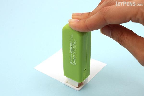 Nichiban Tenori Adhesive Stamp - Pink - NICHIBAN TN-TE7H11