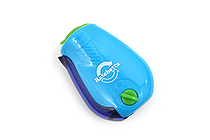 Sonic Ratchetta Pencil Sharpener with Point Adjustment - Blue - SONIC SK-812-B