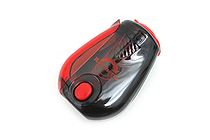 Sonic Ratchetta Pencil Sharpener with Notification - Black - SONIC SK-825-D