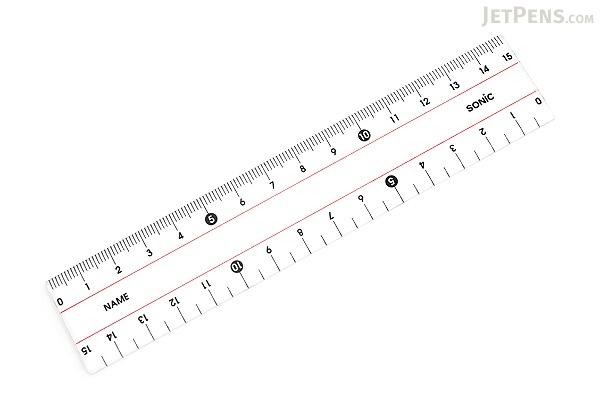 Sonic Ruler - 15cm - SONIC SN-366