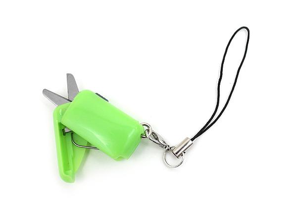 Sun-Star PetitChokit Micro Scissors - Green - SUN-STAR S3712842