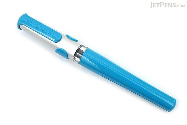 Pelikan Pelikano Fountain Pen P481L - Blue - Left-Handed Nib - PELIKAN 924142