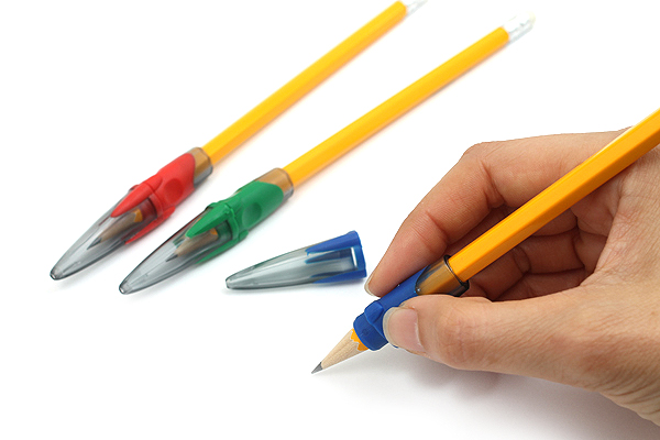 Sonic Mochikata How to Hold Pencil Cap - Pack of 3 - Joint Armor - SONIC SK-438