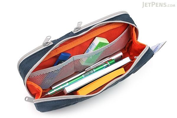 Nomadic PE-08 Easy Classification Pencil Case - Navy - NOMADIC EPE 08 NAVY