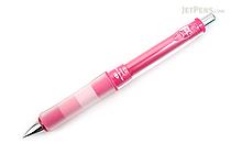 Pilot Dr. Grip Play Border Shaker Mechanical Pencil - 0.5 mm - Rose Pink Body - PILOT HDGCL-50R-PRP