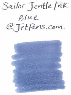 Sailor Jentle Blue Ink - 50 ml Bottle - SAILOR 13-1000-240