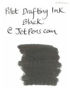 Pilot Drafting Pen Ink - Black - 30 ml Bottle - PILOT INK-30-DR