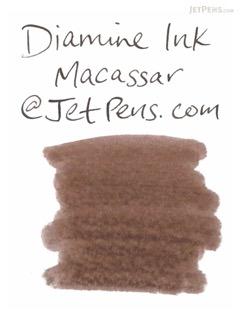 Diamine Macassar Ink - 80 ml Bottle - DIAMINE INK 7082