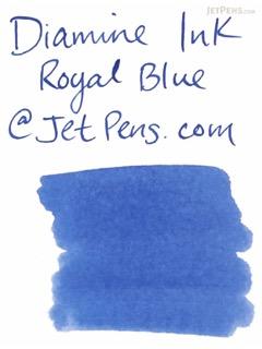 Diamine Royal Blue Ink - 18 Cartridges - DIAMINE INK 8002