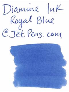 Diamine Fountain Pen Ink Cartridge - Royal Blue - Pack of 18 - DIAMINE INK 8002