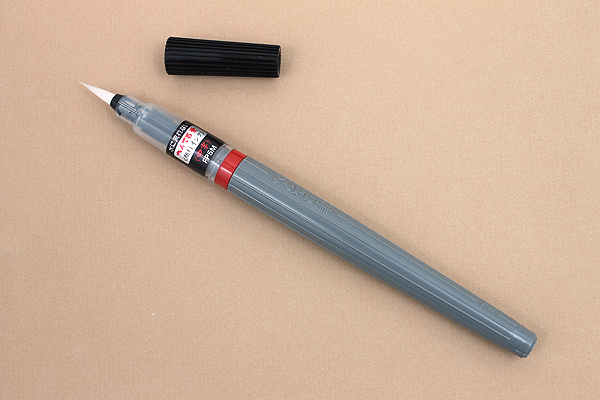 Pentel Pigment Ink Brush Pen - Medium - PENTEL XFP5M