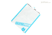 Deleter Jr. Screen Tone -182 mm x 253 mm - JR-106 - DELETER JR-106