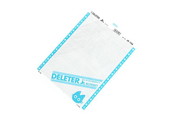 Deleter Jr. Screen Tone -182 mm x 253 mm - JR-106 - DELETER JR-106