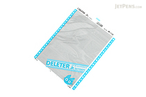 Deleter Jr. Screen Tone -182 mm x 253 mm - JR-114 - DELETER JR-114