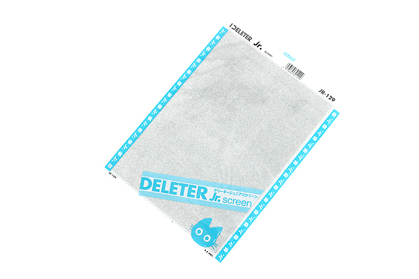 Deleter Jr. Screen Tone -182 mm x 253 mm - JR-129 - DELETER JR-129