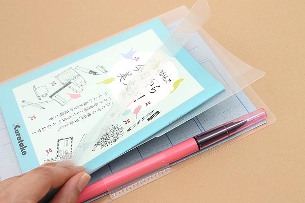 Kuretake Writing Practice Set with Water Brush - KURETAKE DAW100-7