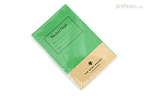 "Princeton Architectural Press Pocket Dept. Shirt Pocket Notebook - 3.5"" x 5.5"" - Lined - Pack of 3 - PRINCETON AP 978-1-61689-202-9"