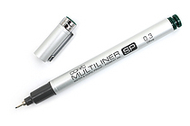 Copic Multiliner SP Pen - 0.3 mm - Olive - COPIC MLSPO03